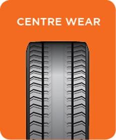 centre treadwear