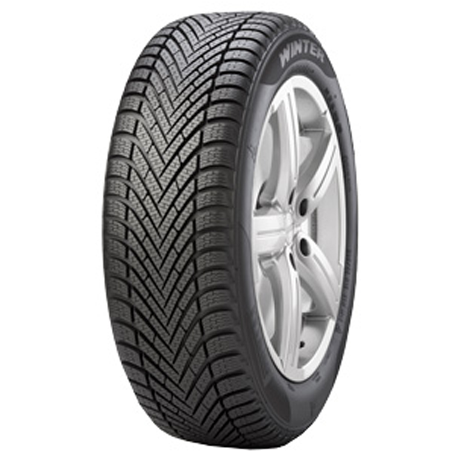 Pirelli Winter Cinturato tire - angle