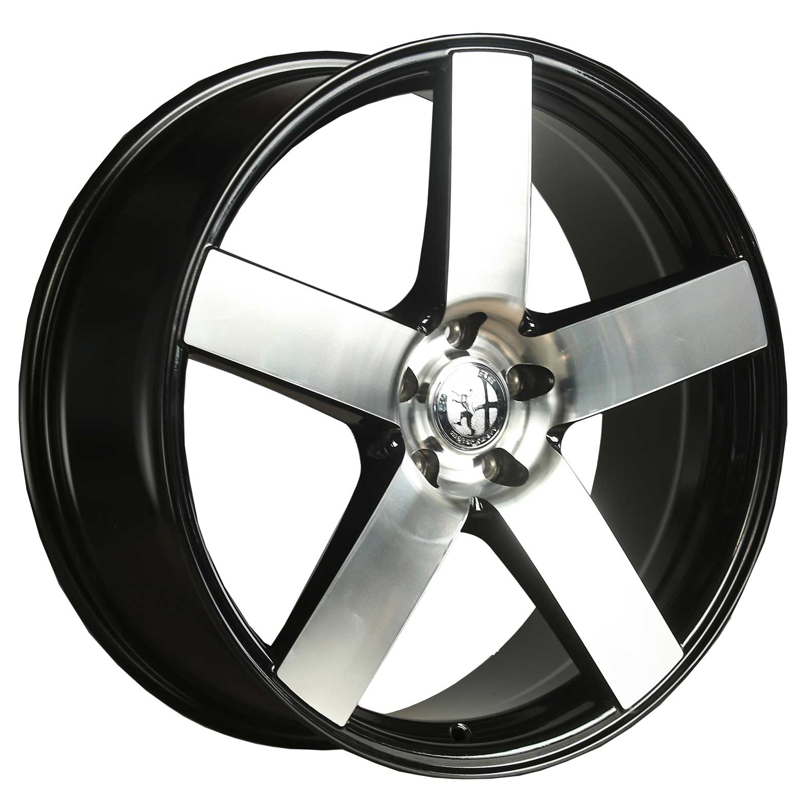 Klasse Bavaria Black Gloss Wheel