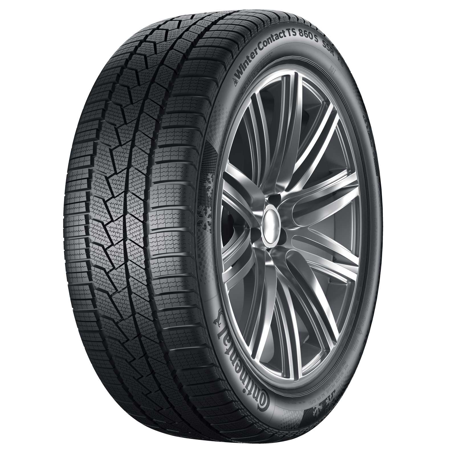 Continental WINTERCONTACT TS860 S tire - angle