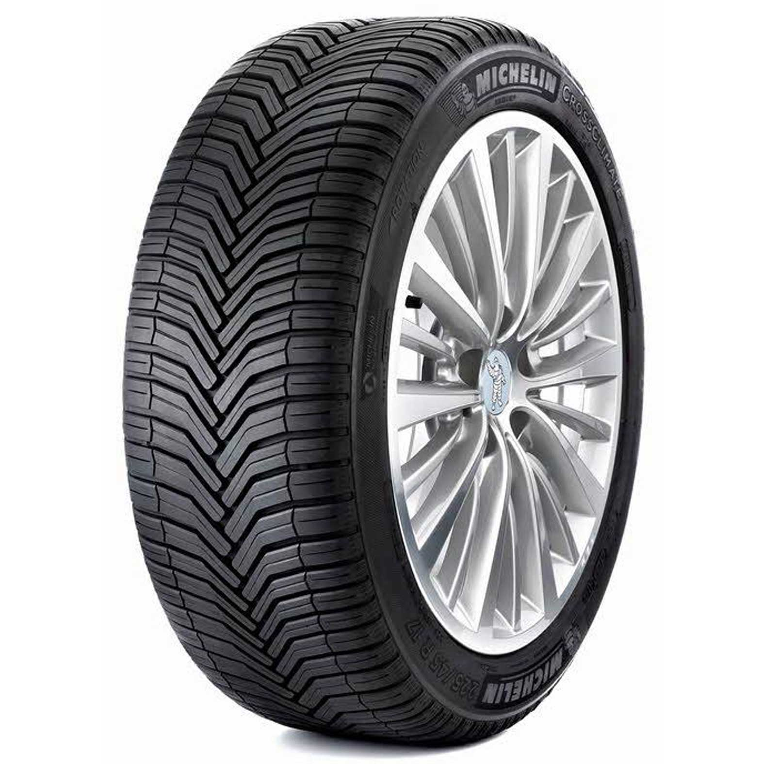 Michelin CROSS CLIMATE + tire - angle