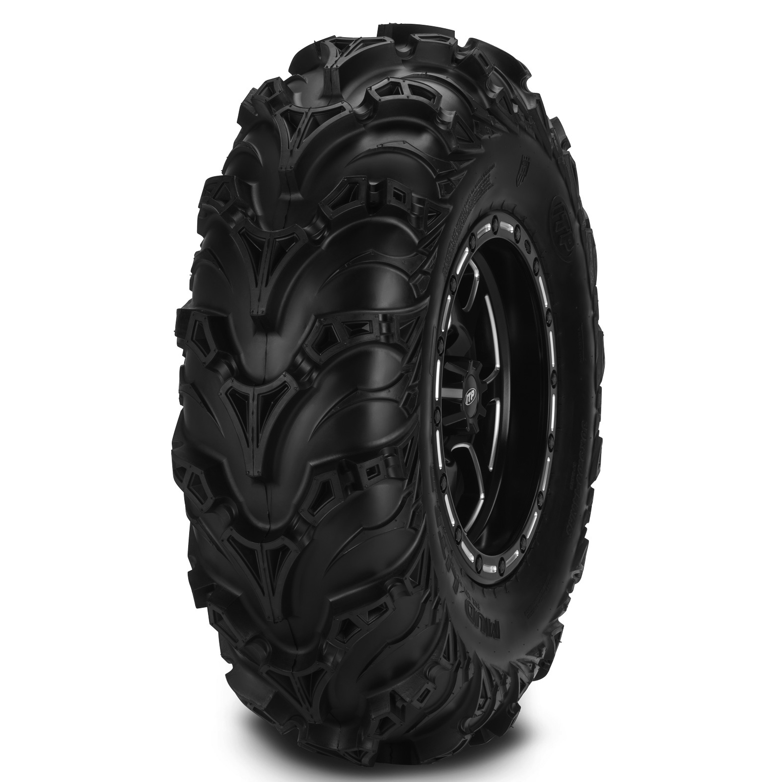 ITP Mud Lite II ATV Tire - Angle