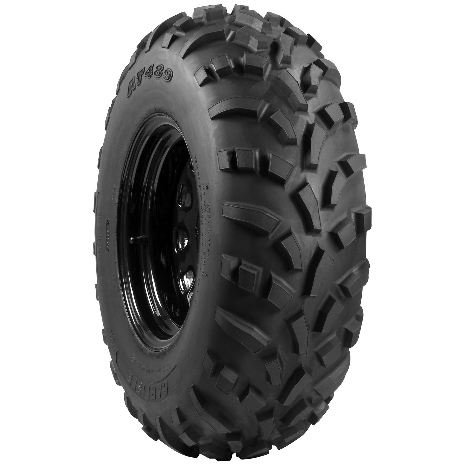 Carlisle AT489 ATV Tire - Angle