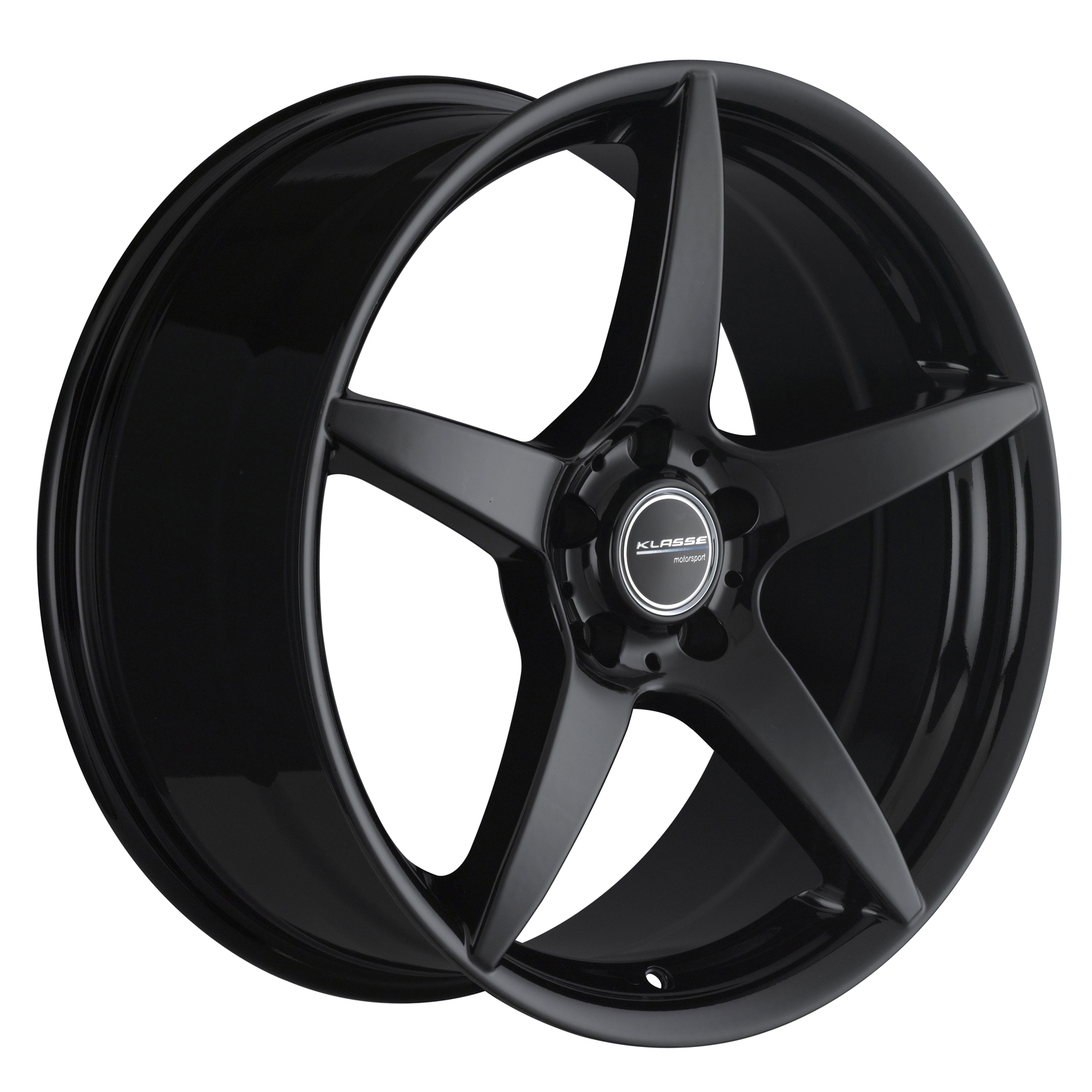 Klasse GT4 Black Gloss Wheel