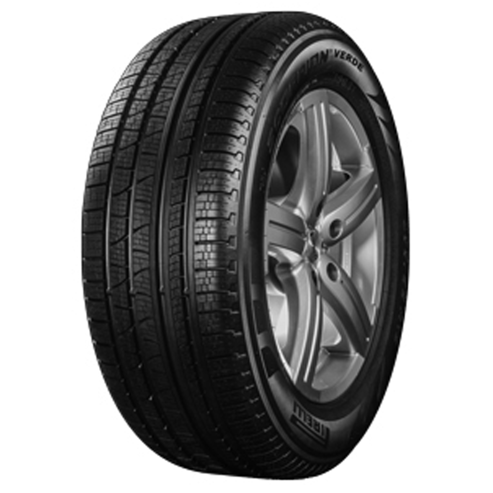 Pirelli Scorpion Verde A/S Plus tire - angle