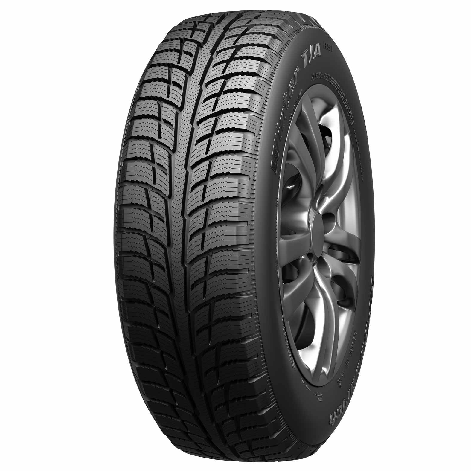BFGoodrich Winter TA KSI tire - angle