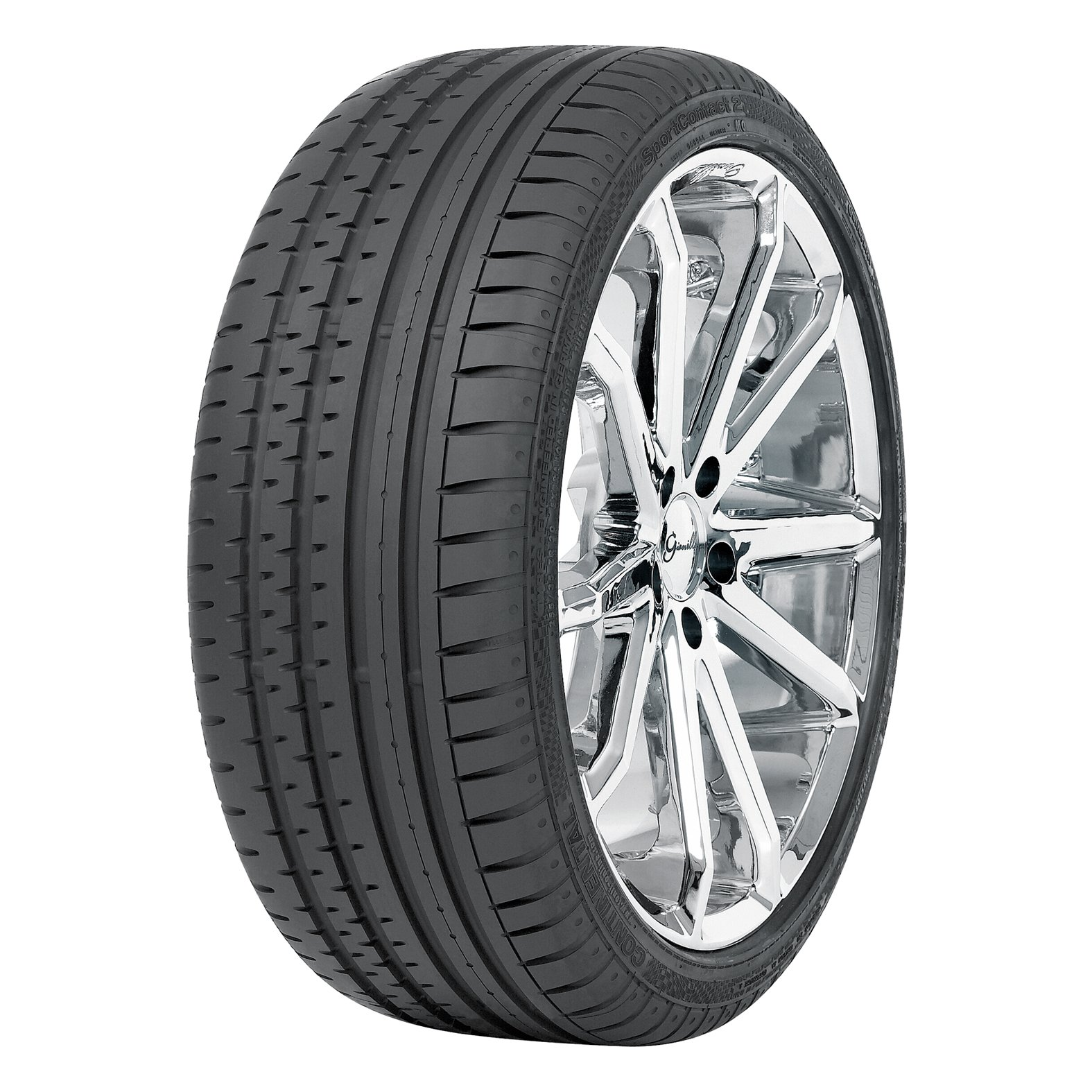 Continental CONTISPORTCONTACT 2 tire - angle
