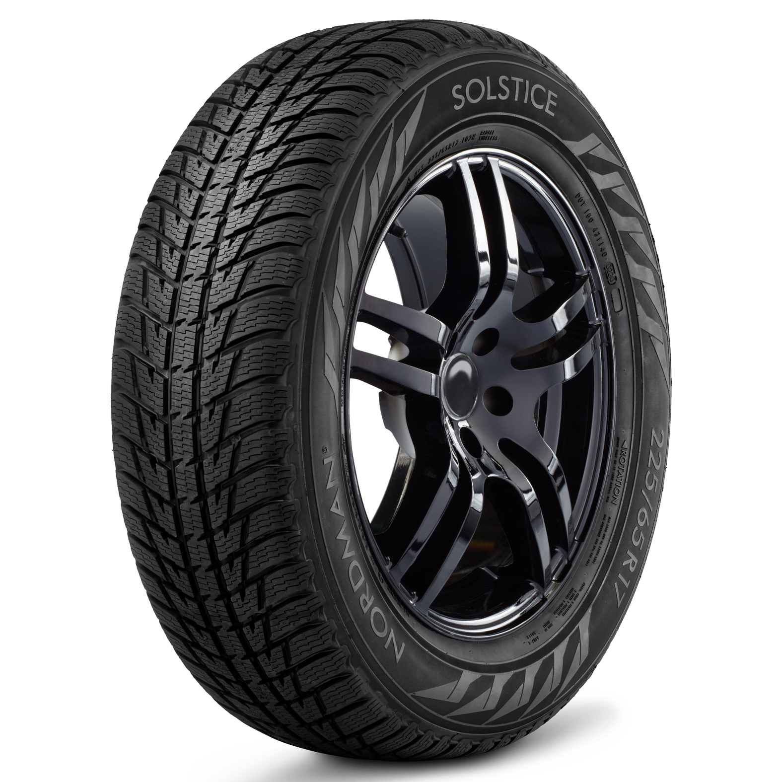 Nordman Solstice SUV tire – angle