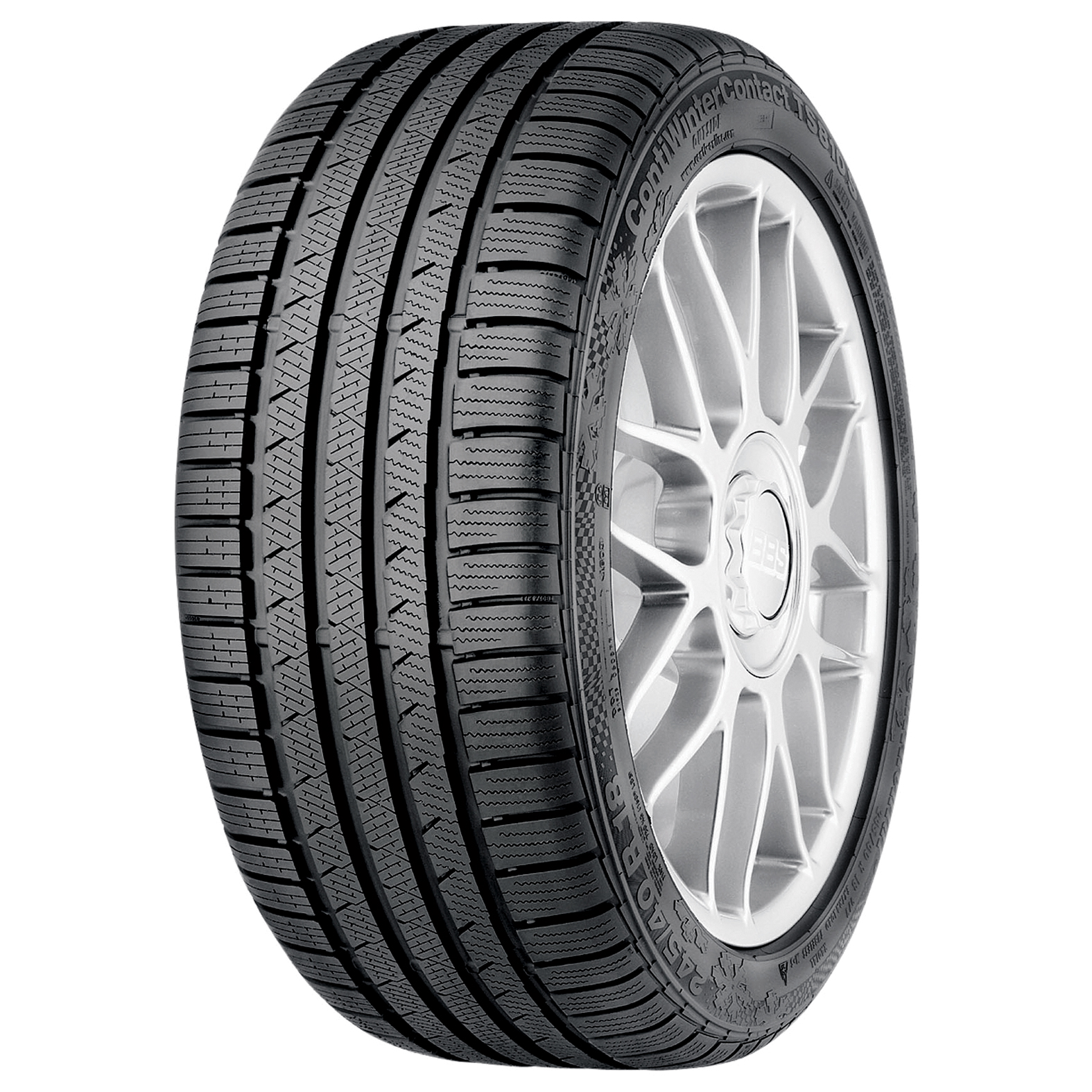 Continental CONTIWINTERCONTACT TS810 S tire - angle