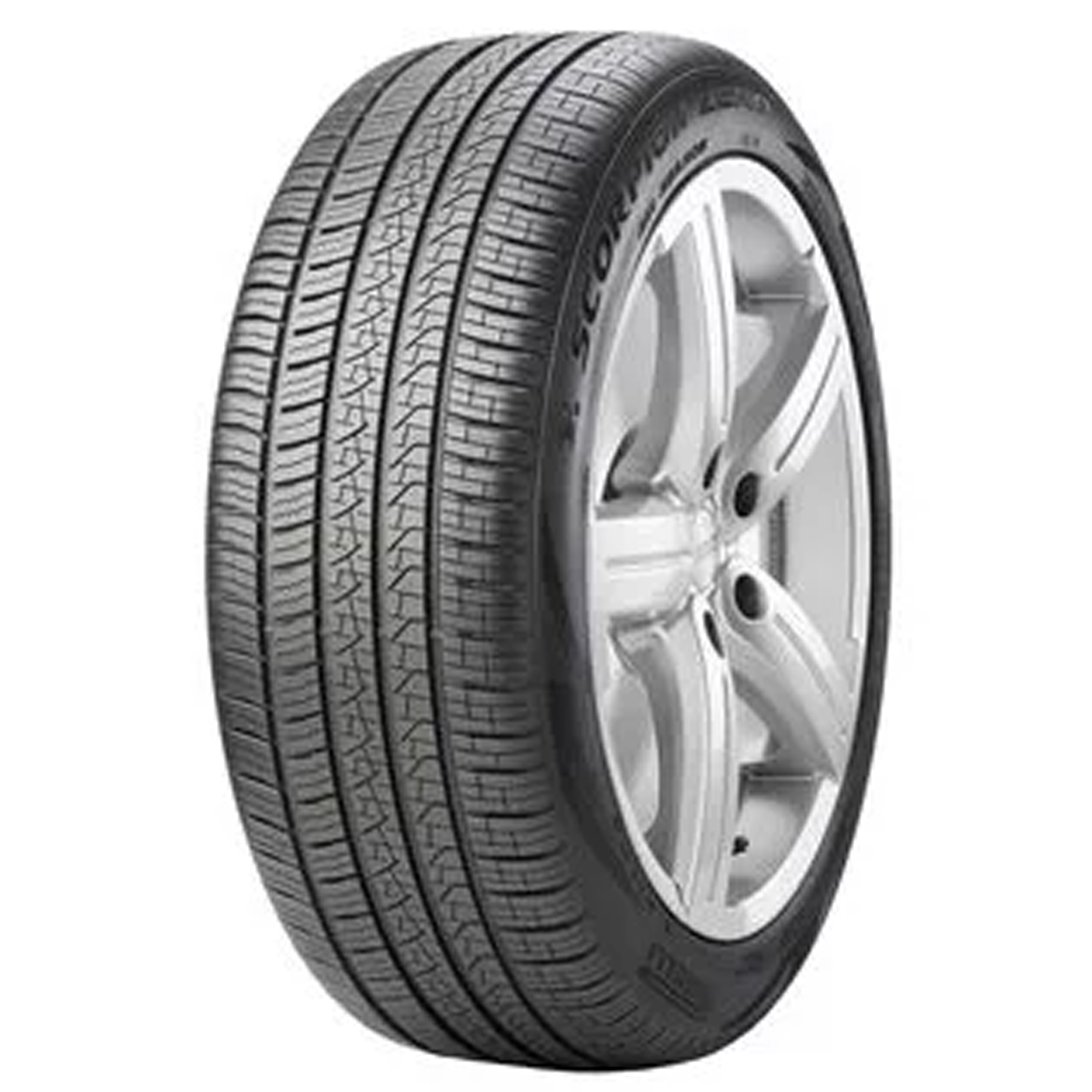 Pirelli Scorpion Zero All-Season tire - angle
