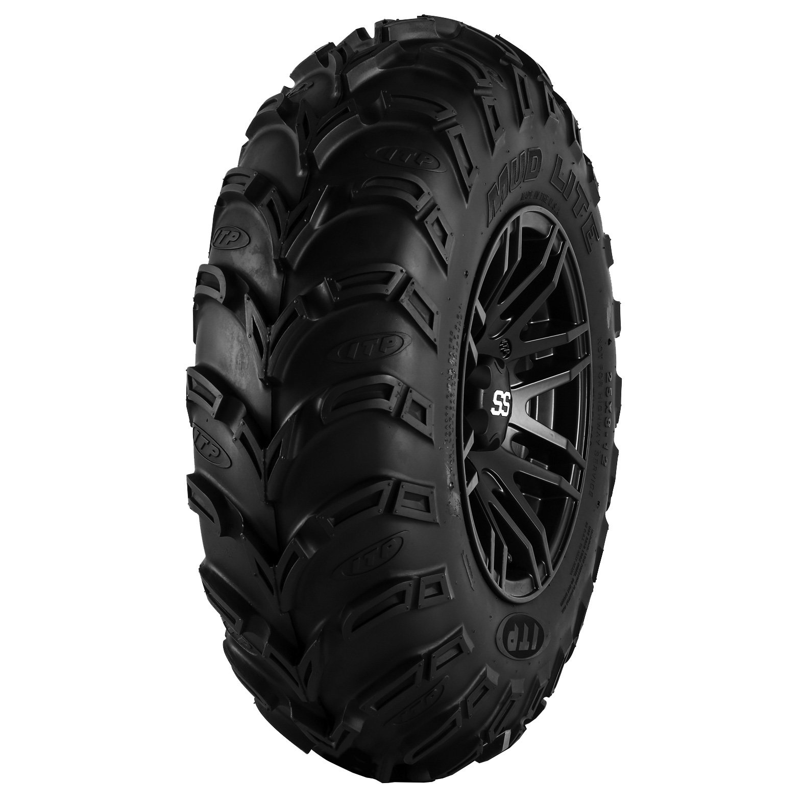 ITP Mud Lite AT ATV Tire - Angle