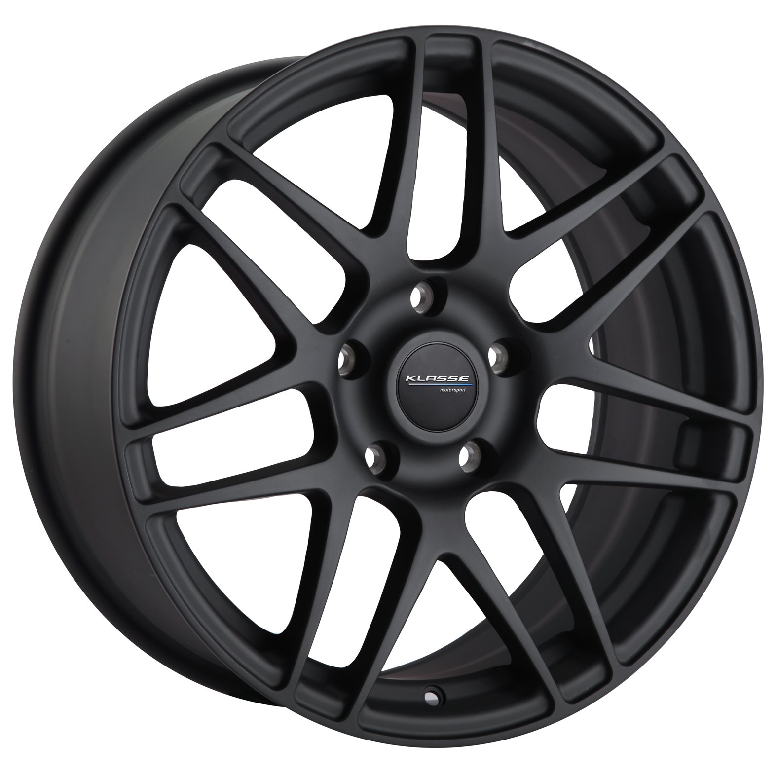 Klasse Apex Black Satin Wheel