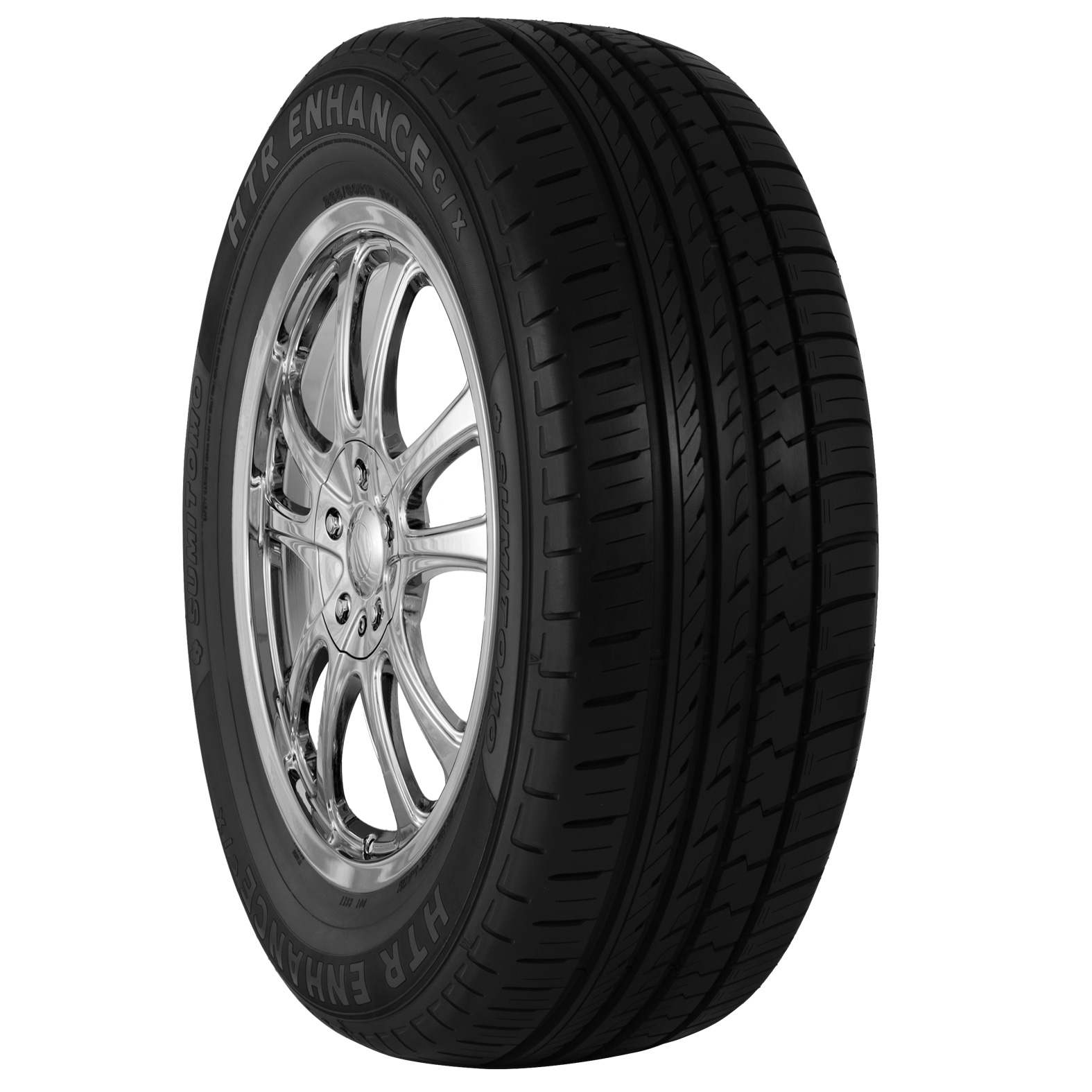Sumitomo HTR Enhance CX2 tire – angle