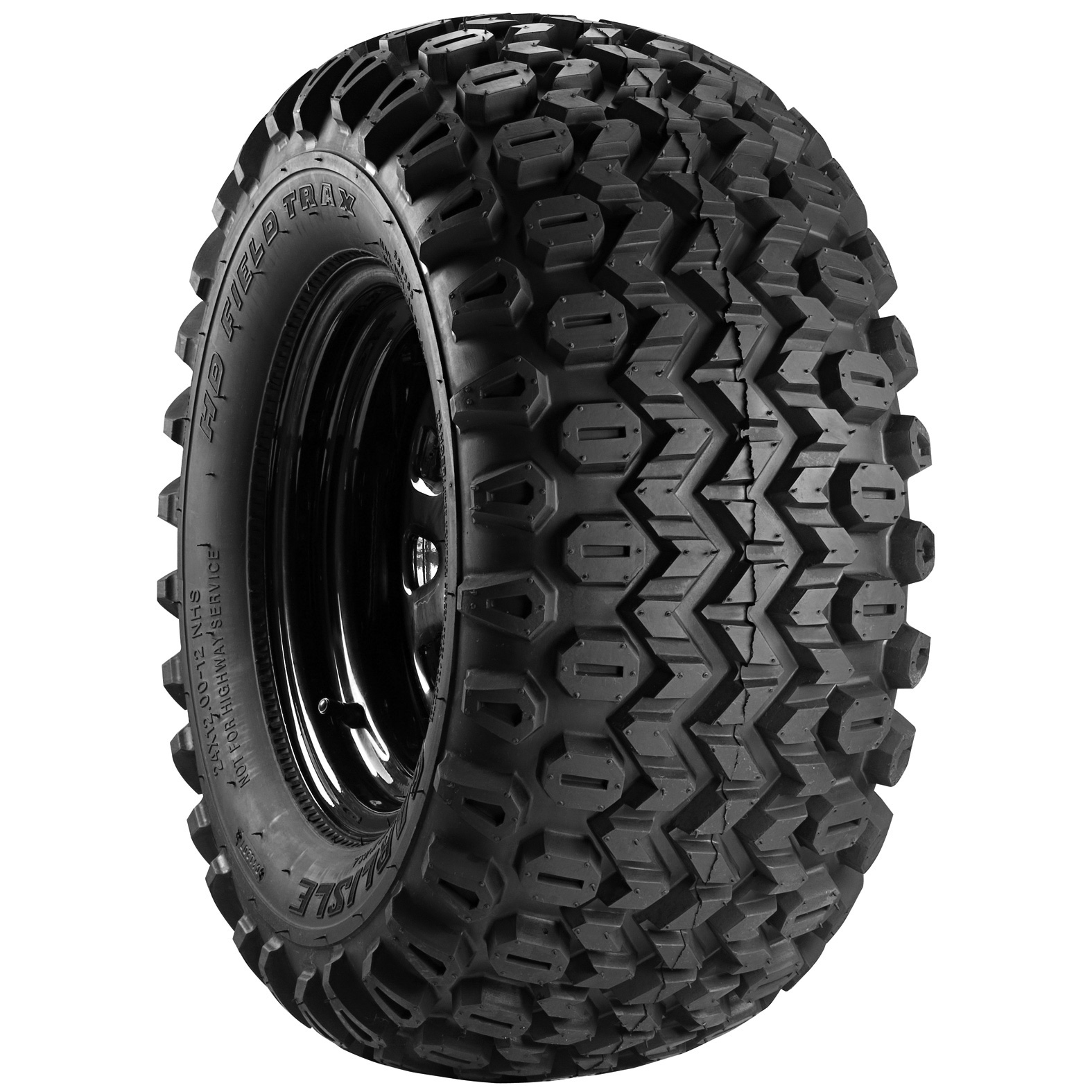 Carlisle HD Field Trax ATV Tire - Angle