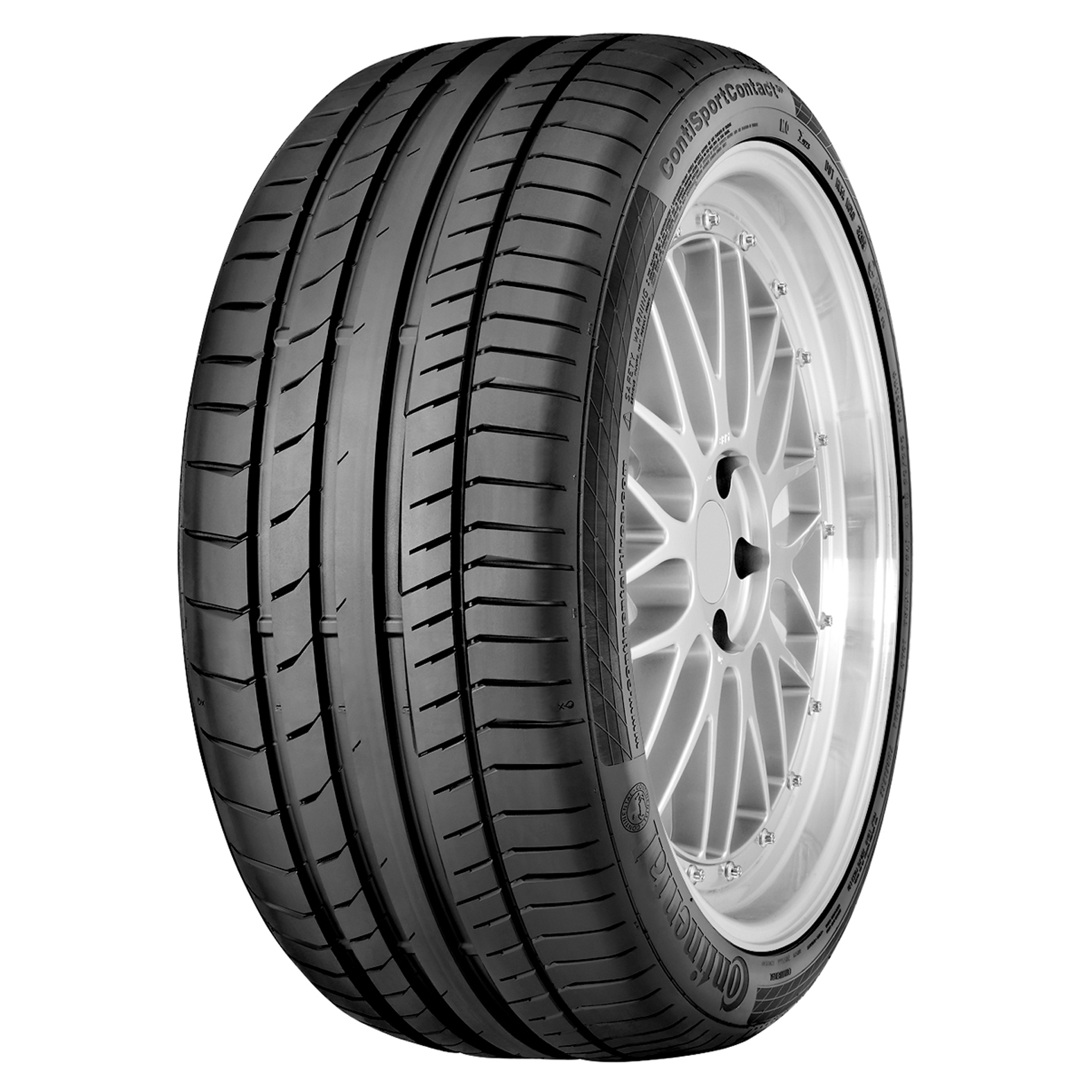 Continental CONTISPORTCONTACT 5P  tire - angle