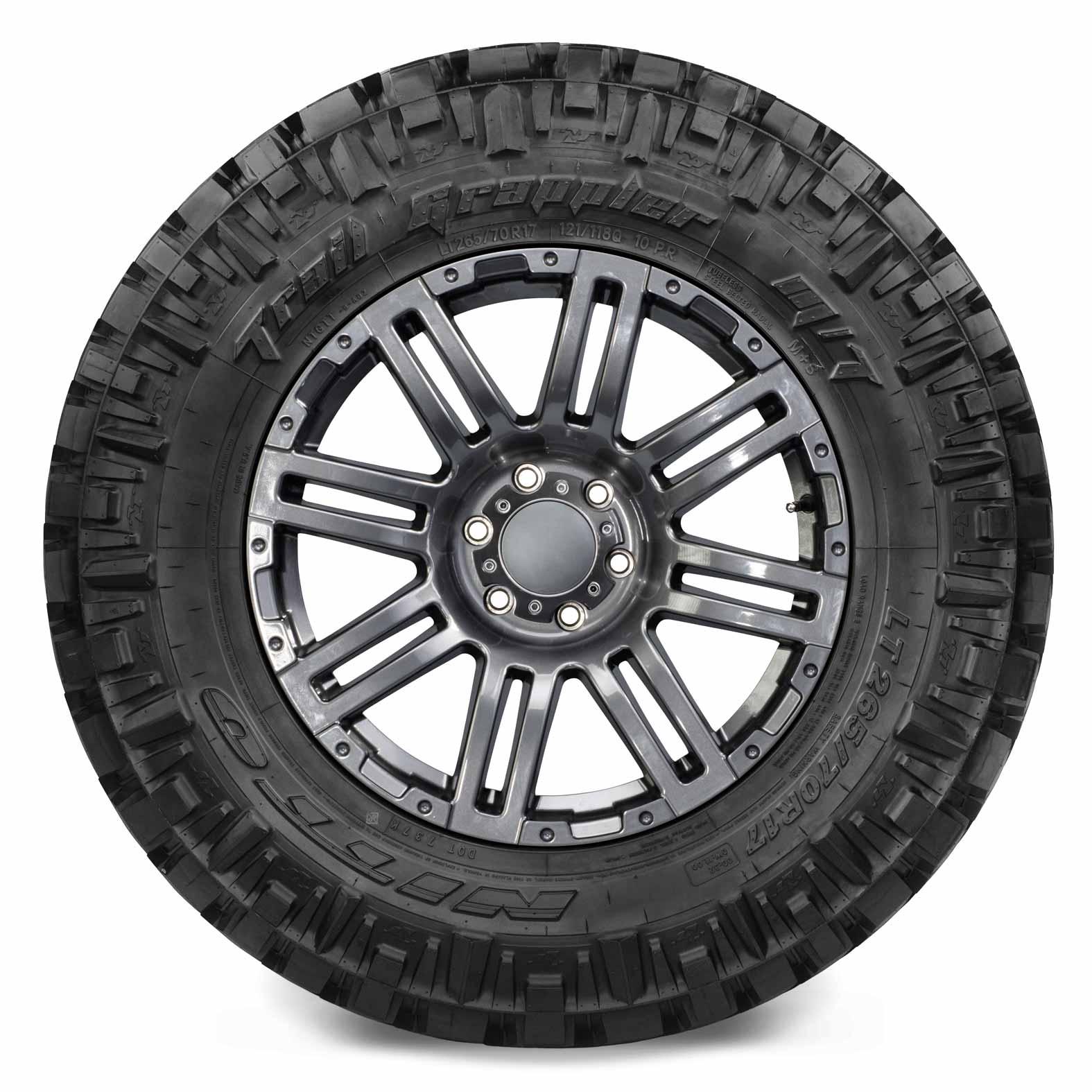 Nitto Terra Grappler Mt >> Nitto Trail Grappler M T Tires