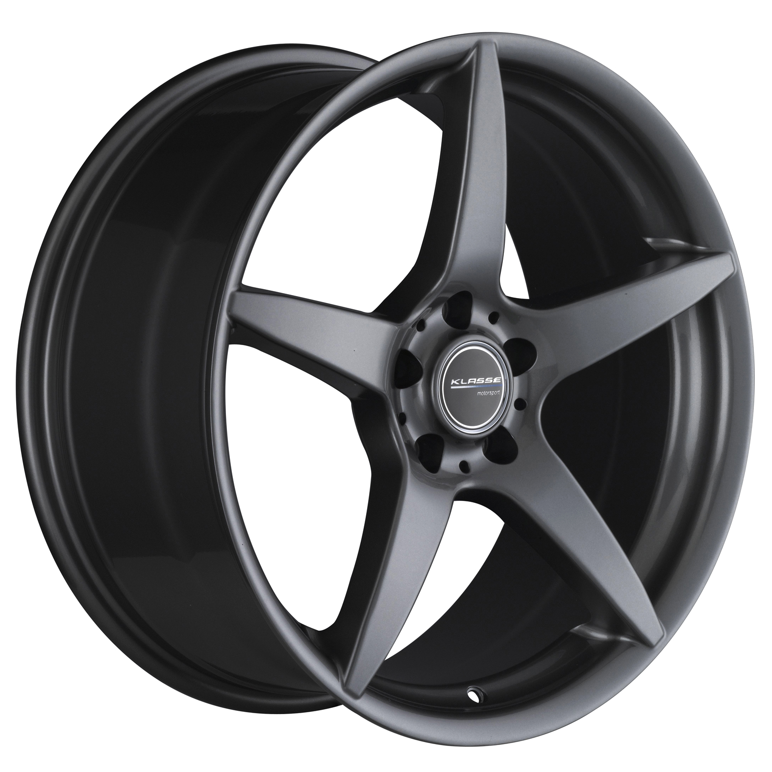 Klasse GT4 Gunmetal Wheel