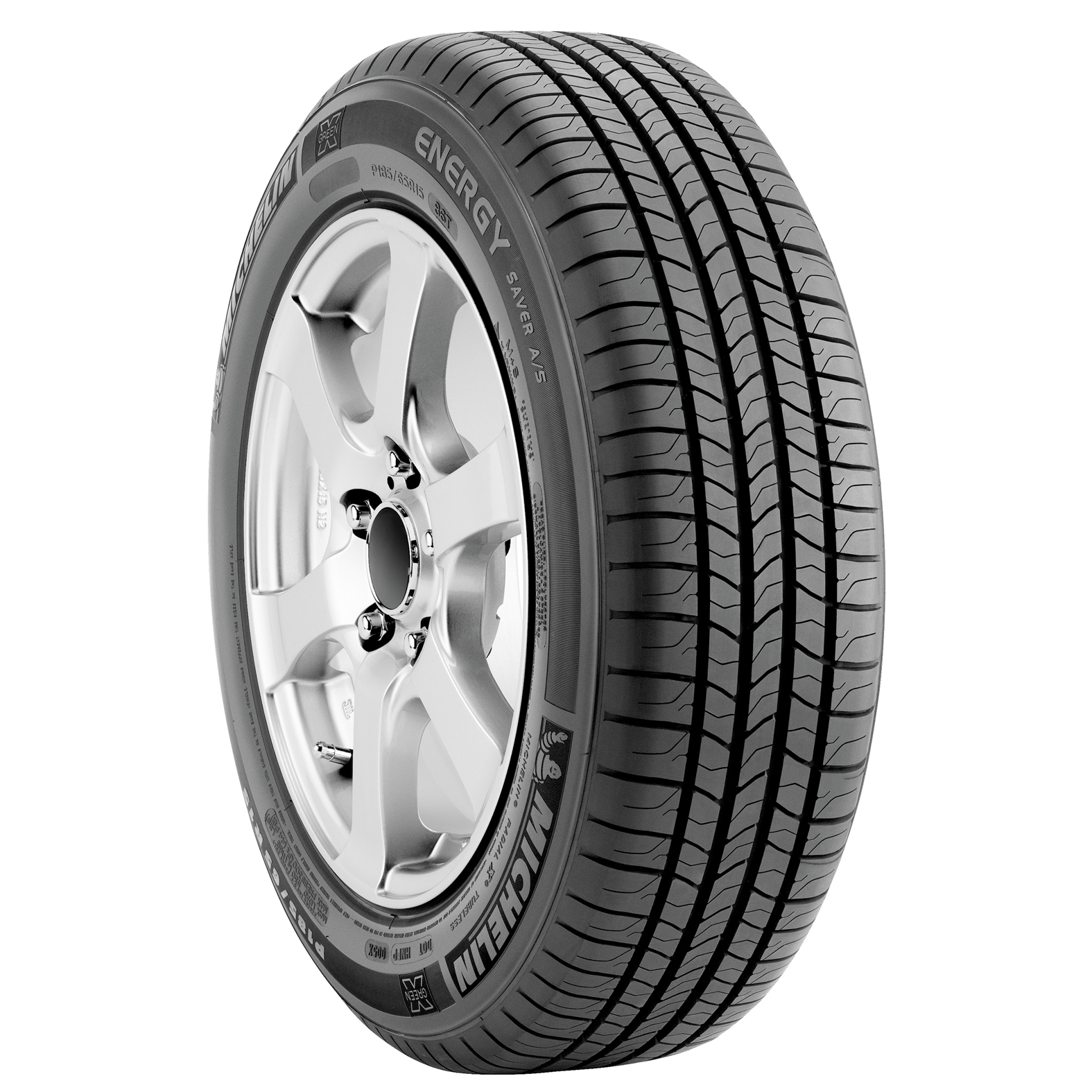 Michelin ENERGY SAVER A/S tire - angle