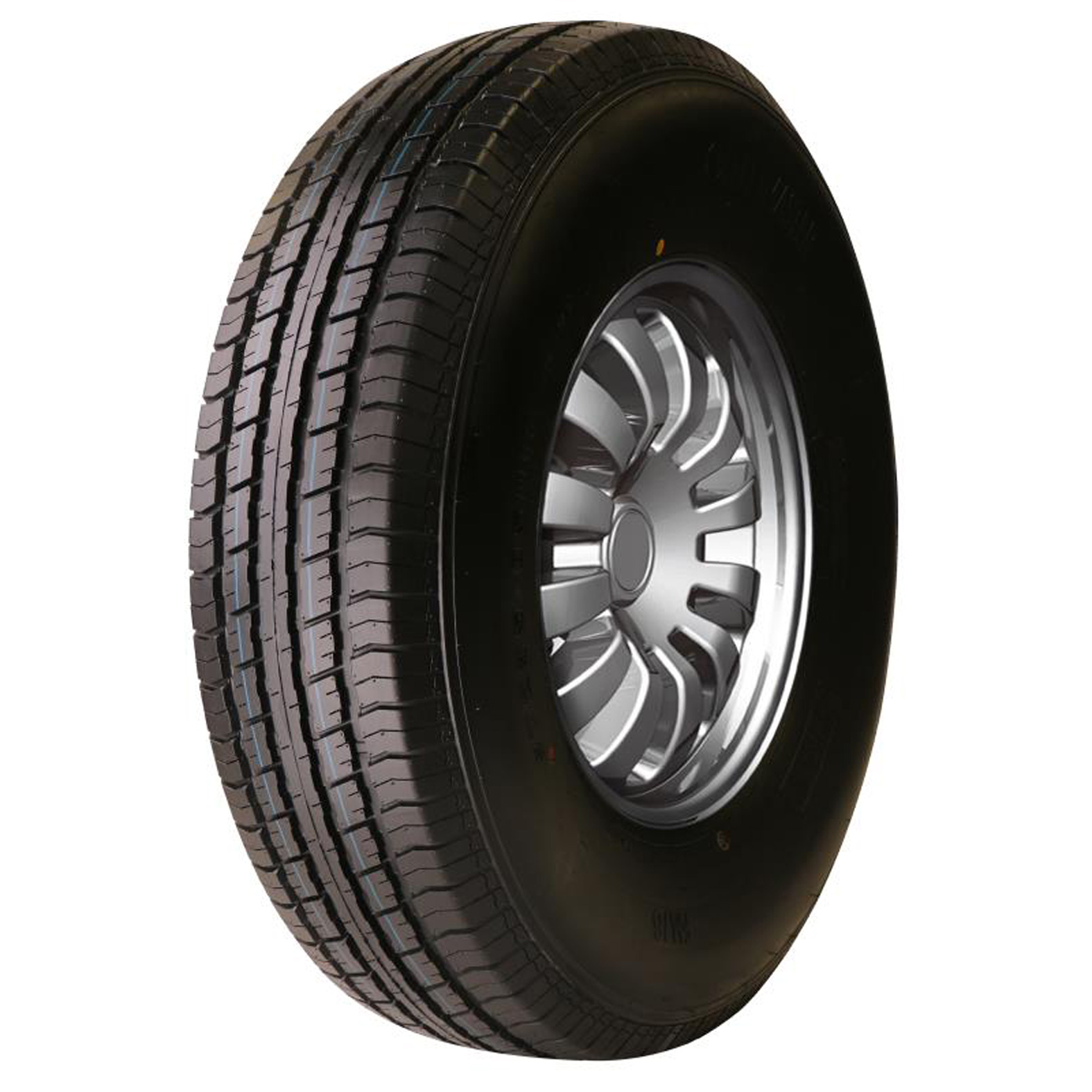 Bearway Trailer Tire - Angle