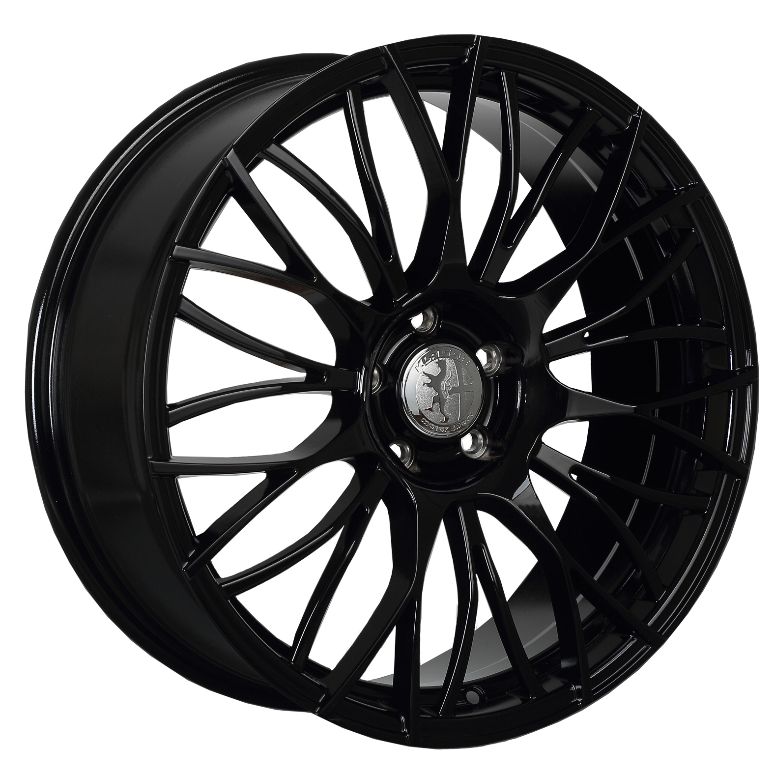 Klasse Santana Black Gloss Wheel