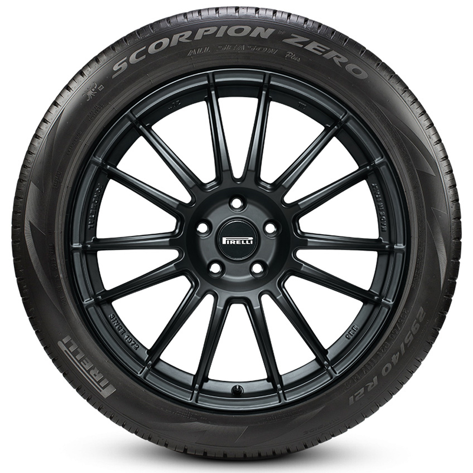 Pirelli Scorpion Zero All-Season tire - side