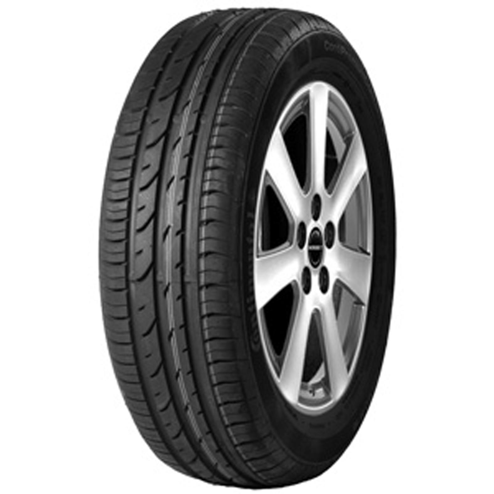 Continental CONTIPREMIUMCONTACT 2 tire - angle