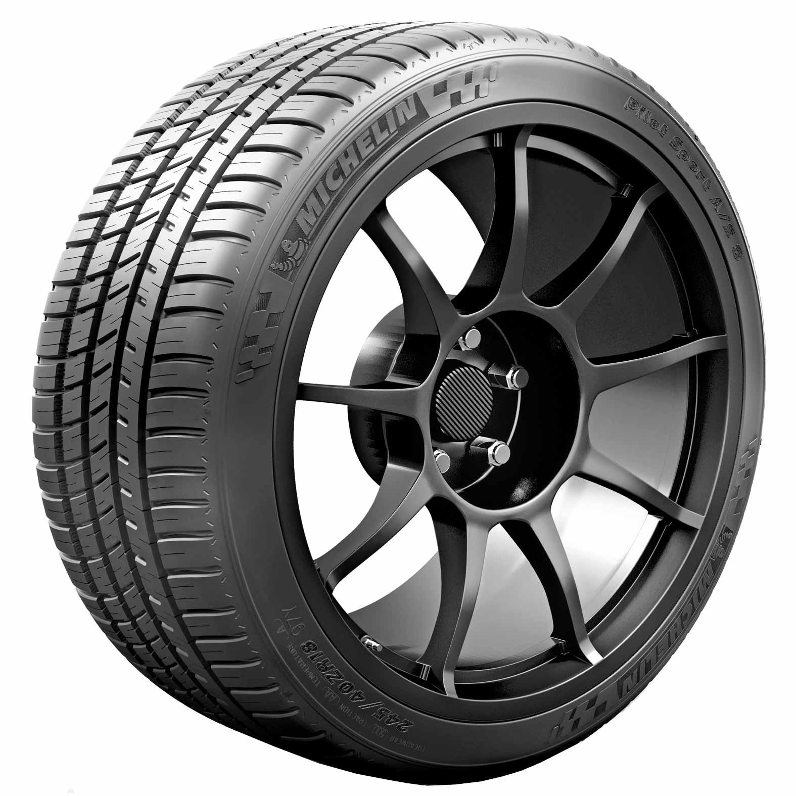 Michelin Pilot Sport A S 3 >> Michelin PILOT SPORT A/S 3 tires