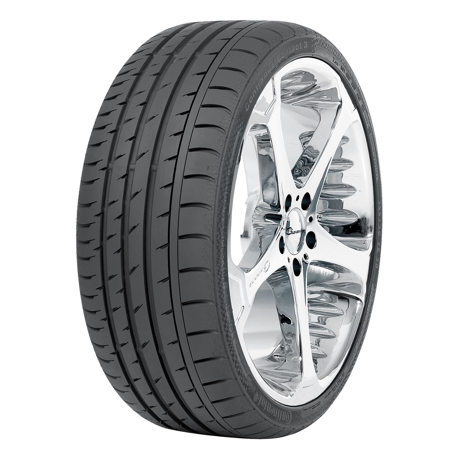 Continental CONTISPORTCONTACT 3   tire - angle